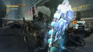 Test Metal Gear Rising : Revengeance PlayStation 3 - Screenshot 169