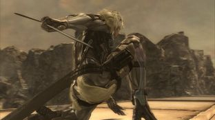 Test Metal Gear Rising : Revengeance PlayStation 3 - Screenshot 173