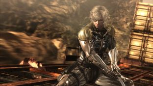 Test Metal Gear Rising : Revengeance PlayStation 3 - Screenshot 179