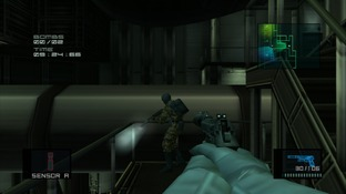 Test Metal Gear Solid HD Collection PlayStation 3 - Screenshot 58