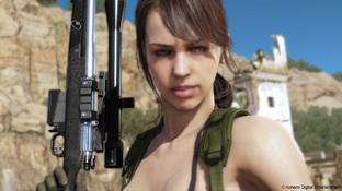 TGS 2013 : MGS 5 - Nouvelle vidéo de gameplay