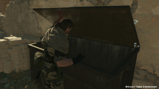 Metal Gear Solid V : The Phantom Pain PlayStation 3