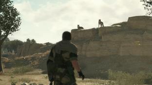 Metal Gear Solid V : The Phantom Pain PlayStation 3