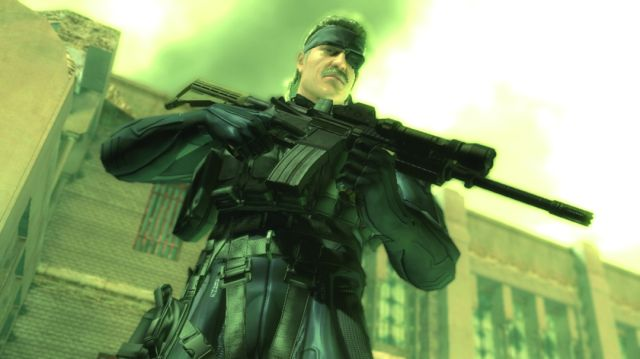 Metal Gear Solid 4 : Guns of the Patriot