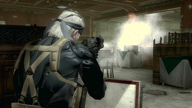 Metal gear solid Mgs4p3025