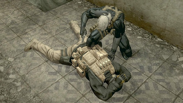 Metal gear solid Mgs4p3033