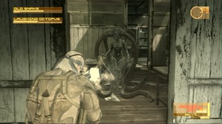 Test Metal Gear Solid 4 : Guns of The Patriots PlayStation 3 - Screenshot 215