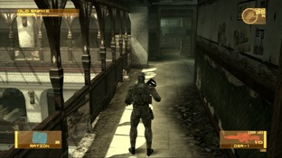 Test Metal Gear Solid 4 : Guns of The Patriots PlayStation 3 - Screenshot 225