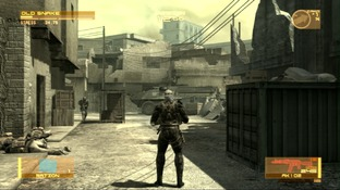 Test Metal Gear Solid 4 : Guns of The Patriots PlayStation 3 - Screenshot 226