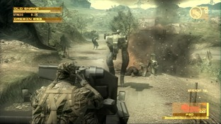 Test Metal Gear Solid 4 : Guns of The Patriots PlayStation 3 - Screenshot 228