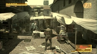 Test Metal Gear Solid 4 : Guns of The Patriots PlayStation 3 - Screenshot 229