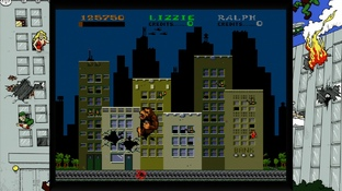Test Midway Arcade Origins PlayStation 3 - Screenshot 2
