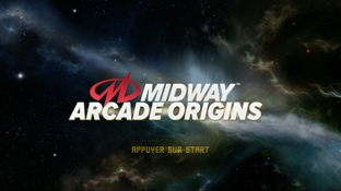 Test Midway Arcade Origins PlayStation 3 - Screenshot 7