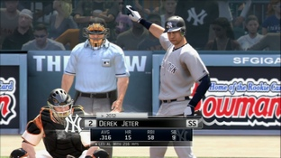 Test MLB 13 : The Show PlayStation 3 - Screenshot 1