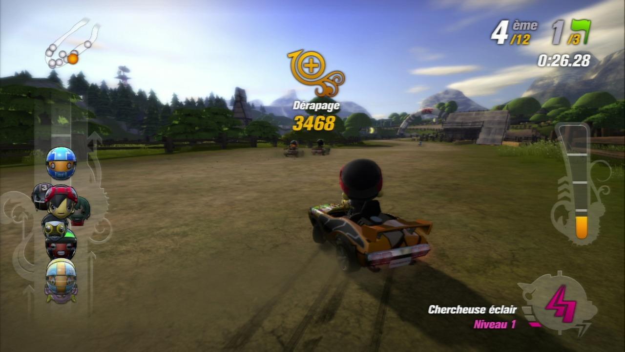 Star Racing Transformed  Um Novo Padr  O Em Jogos De Kart Has Begun