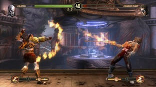 Test Mortal Kombat PlayStation 3 - Screenshot 41