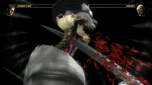Test Mortal Kombat PlayStation 3 - Screenshot 42