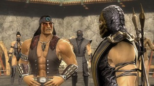 Test Mortal Kombat PlayStation 3 - Screenshot 43