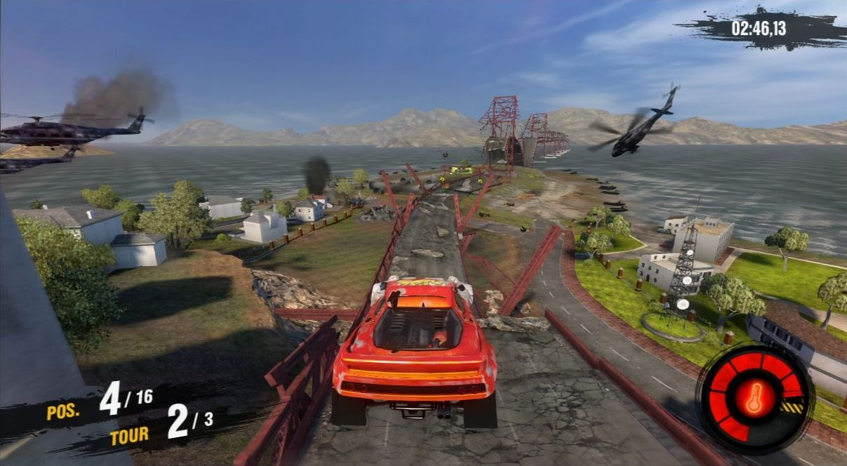 jeuxvideo.com MotorStorm Apocalypse - PlayStation 3 Image 106 sur 393
