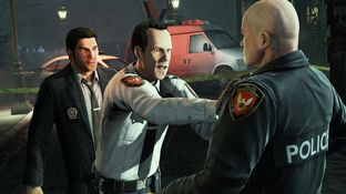 Aperçu Murdered : Soul Suspect - E3 2013 PlayStation 3 - Screenshot 2