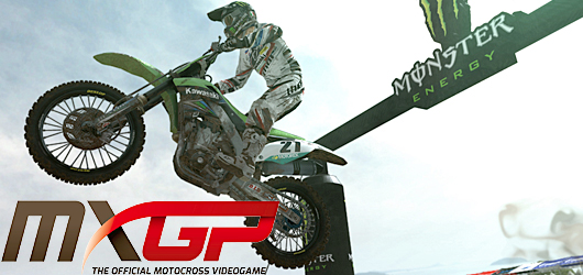 MXGP : The Official Motocross Videogame