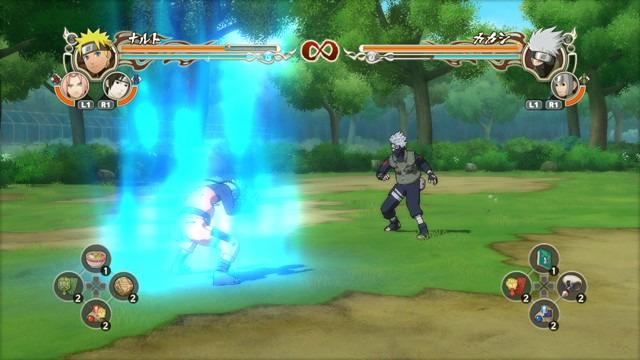 Hilo Oficial      Naruto Shippuden  Ultimate Ninja Storm Saga