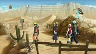 Test Naruto Shippuden : Ultimate Ninja Storm 2 PlayStation 3 - Screenshot 111