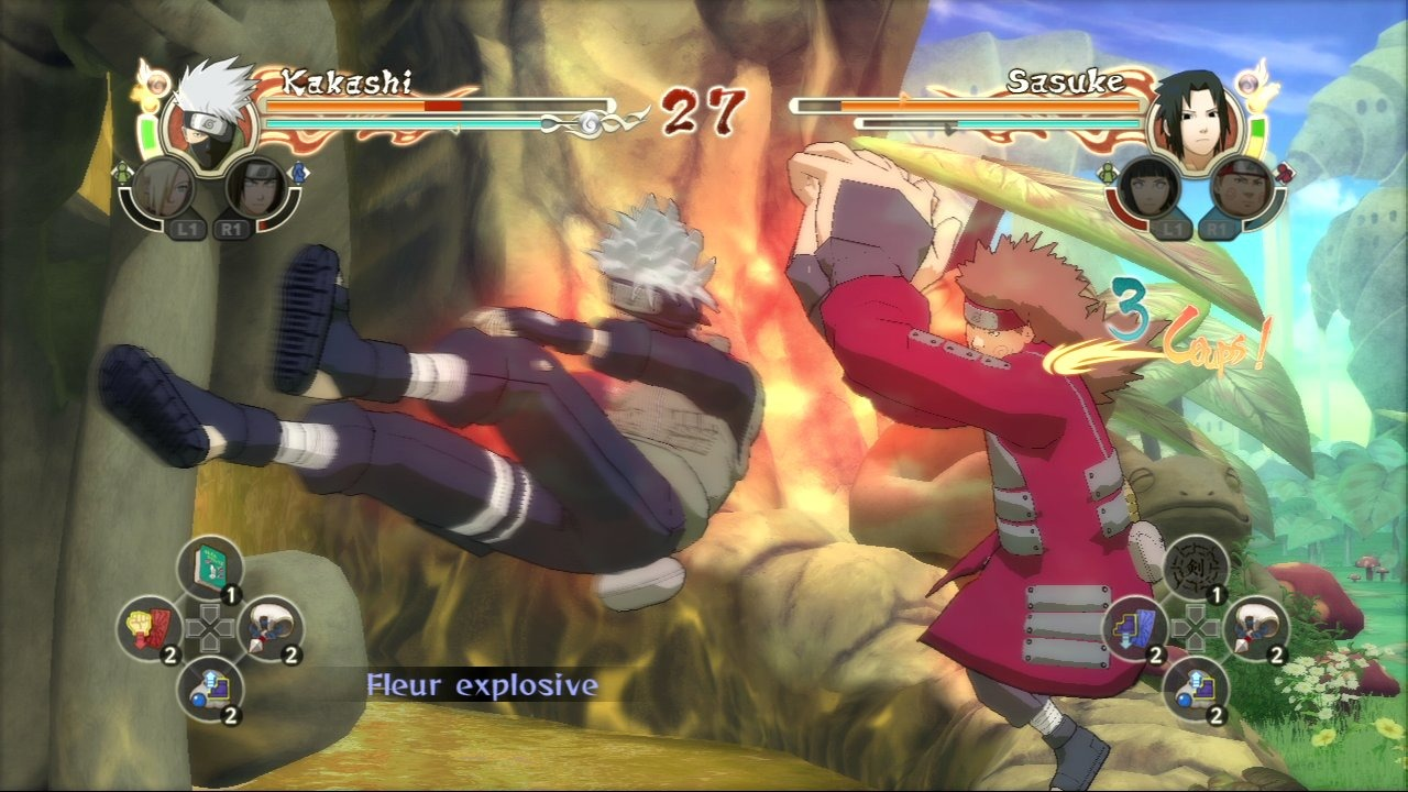 Images Naruto Shippuden : Ultimate Ninja Storm 2 PlayStation 3 - 110