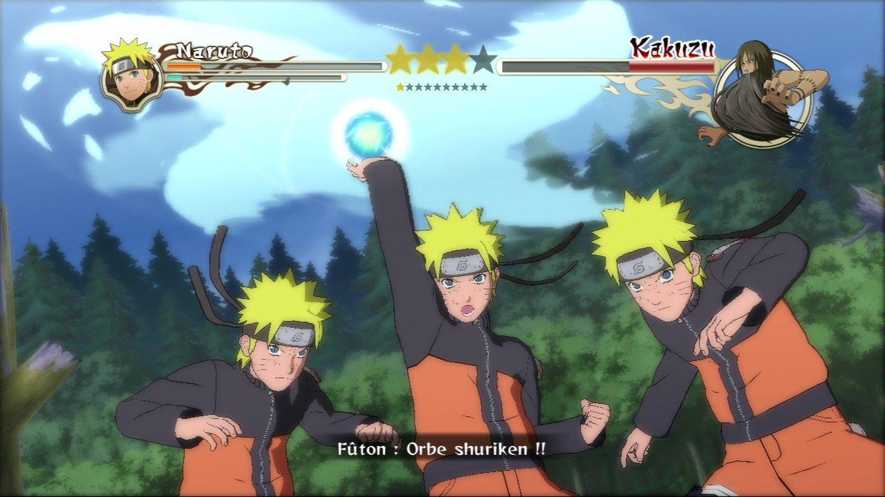 Image de Naruto Shippuden : Ultimate Ninja Storm 2 sur PS3.