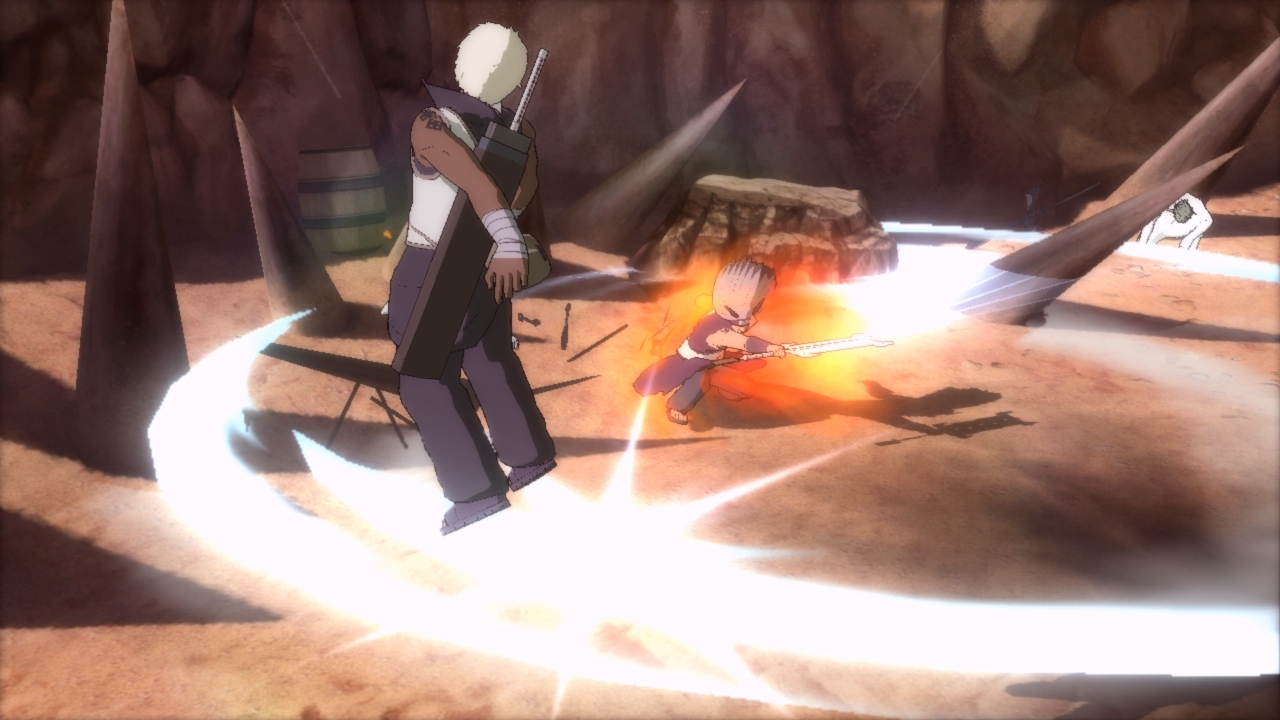 Images Naruto Shippuden : Ultimate Ninja Storm 3 PlayStation 3 - 129