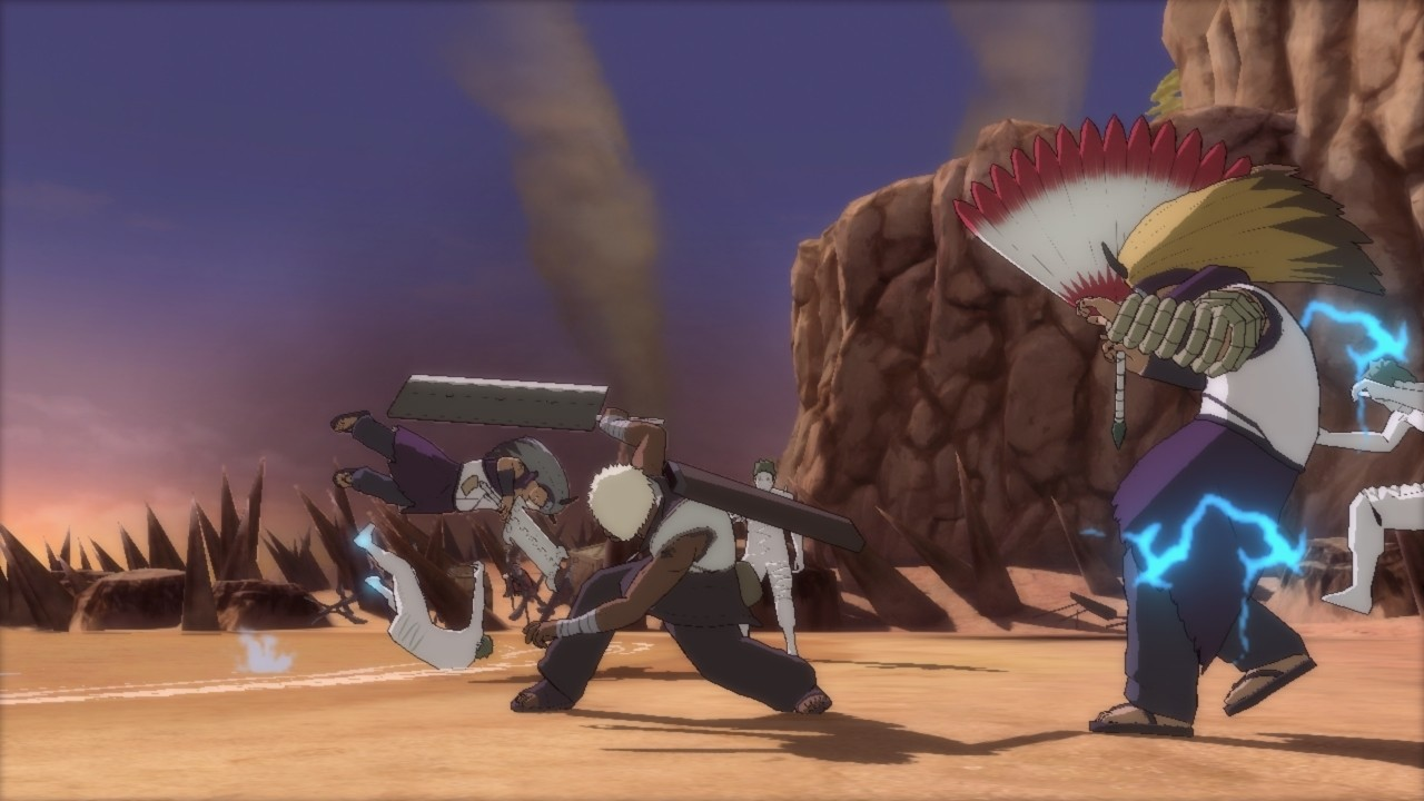 Images Naruto Shippuden : Ultimate Ninja Storm 3 PlayStation 3 - 132