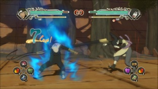 Test Naruto Shippuden : Ultimate Ninja Storm Generations PlayStation 3 - Screenshot 124