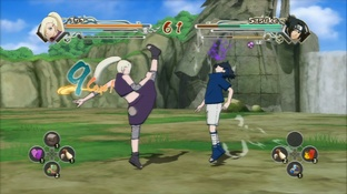 Test Naruto Shippuden : Ultimate Ninja Storm Generations PlayStation 3 - Screenshot 126