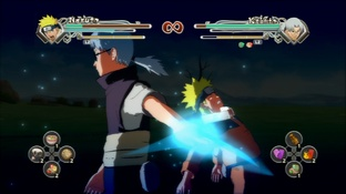 Test Naruto Shippuden : Ultimate Ninja Storm Generations PlayStation 3 - Screenshot 128