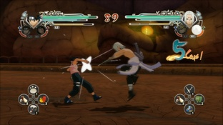 Test Naruto Shippuden : Ultimate Ninja Storm Generations PlayStation 3 - Screenshot 130