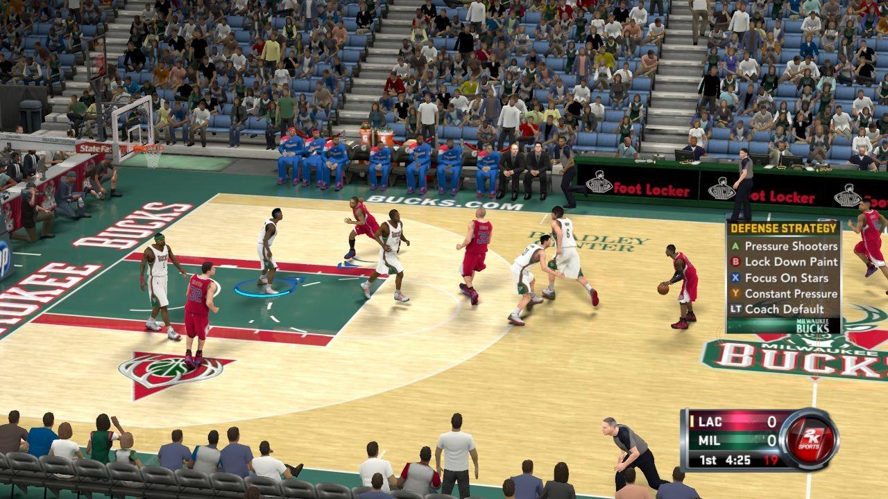 NBA 2K12- Playstation 3