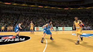 L'Euroligue dans NBA 2K14