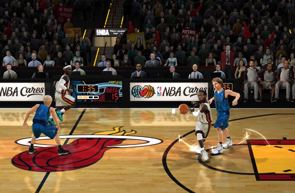 Images NBA Jam : On Fire Edition PlayStation 3 - 19