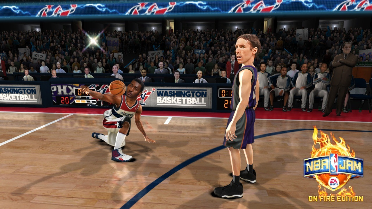 Images NBA Jam : On Fire Edition PlayStation 3 - 27