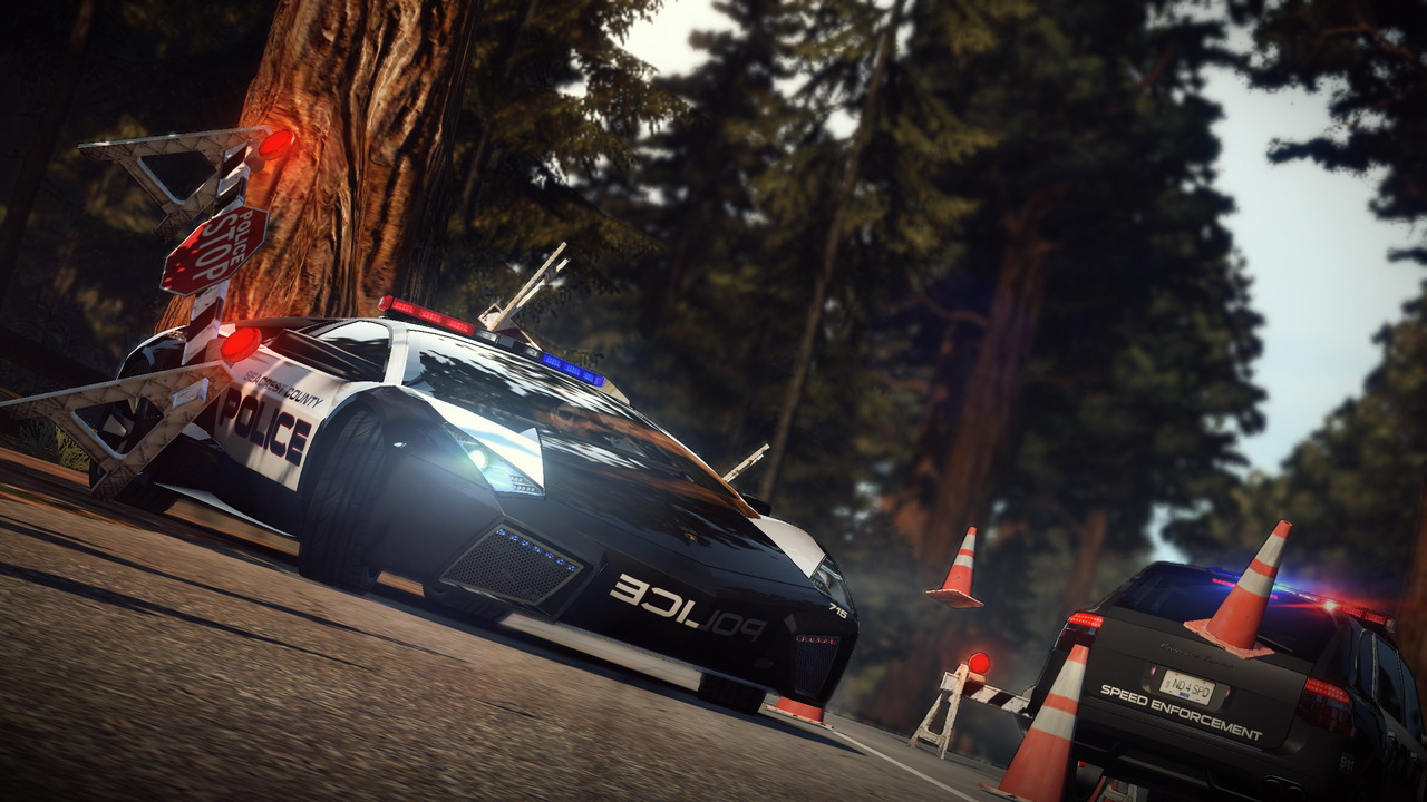 jeuxvideo.com Need for Speed : Hot Pursuit - PlayStation 3 Image 4 sur