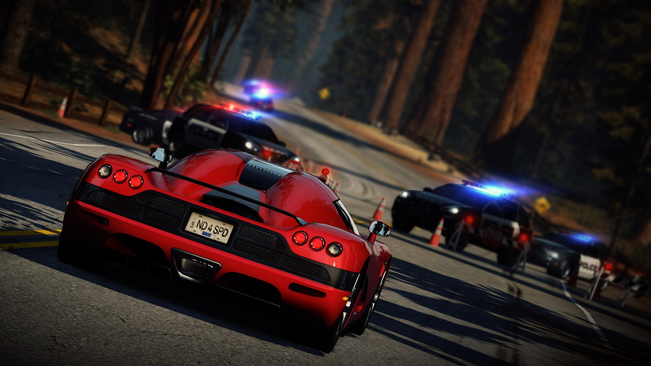 jeuxvideo.com Need for Speed : Hot Pursuit - PlayStation 3 Image 5 sur