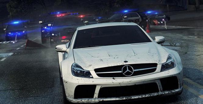 image jeu vidéo NFS Most Wanted sortie en 2012