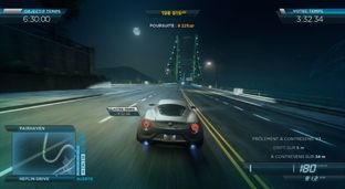 Test Need for Speed : Most Wanted PlayStation 3 - Screenshot 32