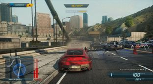 Test Need for Speed : Most Wanted PlayStation 3 - Screenshot 33