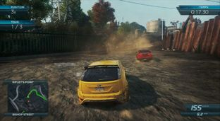 Test Need for Speed : Most Wanted PlayStation 3 - Screenshot 34
