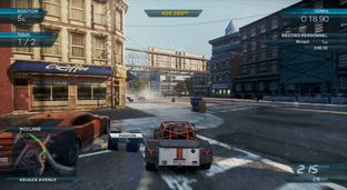 Test Need for Speed : Most Wanted PlayStation 3 - Screenshot 35