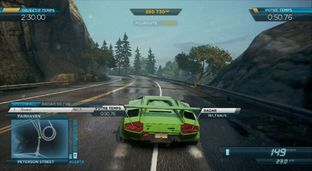 Test Need for Speed : Most Wanted PlayStation 3 - Screenshot 36