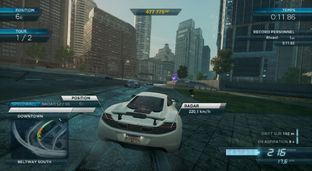 Test Need for Speed : Most Wanted PlayStation 3 - Screenshot 38