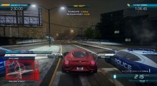 Test Need for Speed : Most Wanted PlayStation 3 - Screenshot 40