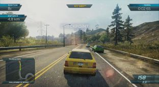 Test Need for Speed : Most Wanted PlayStation 3 - Screenshot 41